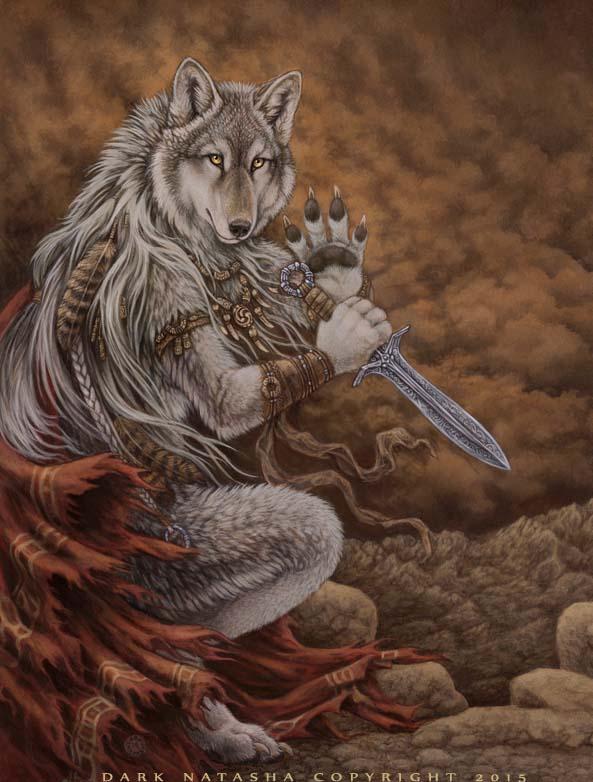 Hunter by darknatasha