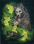 Brujo by darknatasha