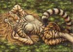 Spring Tigress