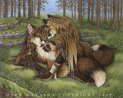Forest Retreat by darknatasha