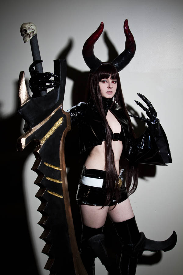 BRS: Black Gold Saw by ChromaCosplay