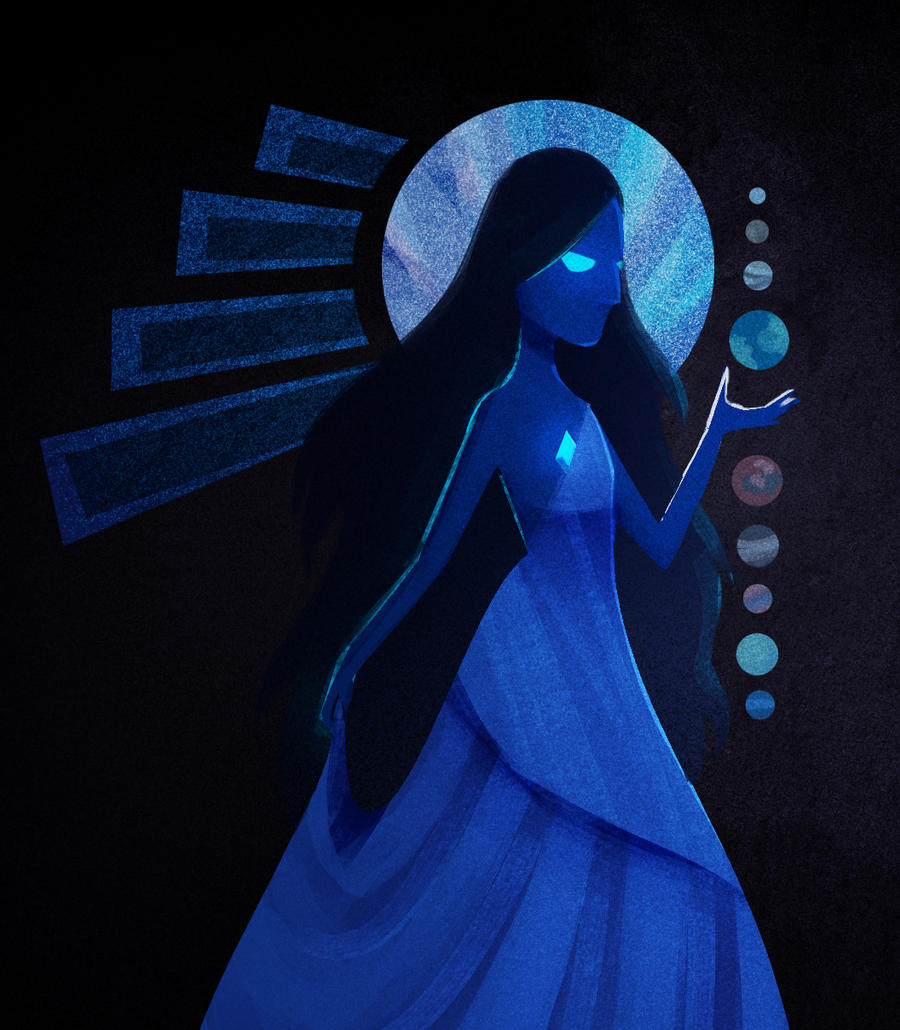 Blue Diamond by Jiiri on DeviantArt