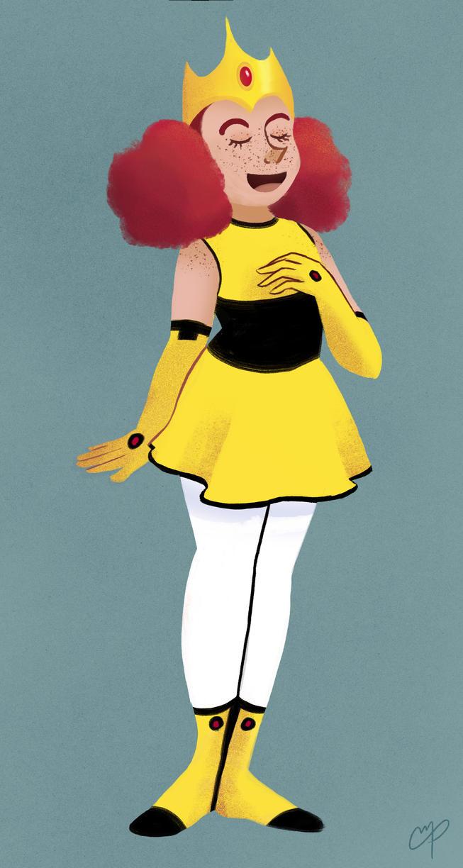 Princess Morbucks by MisterChatNoir