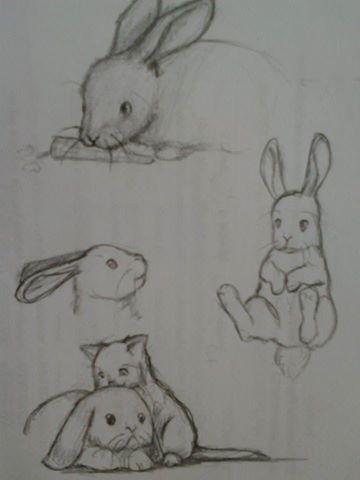 Wabbits by LeleYume