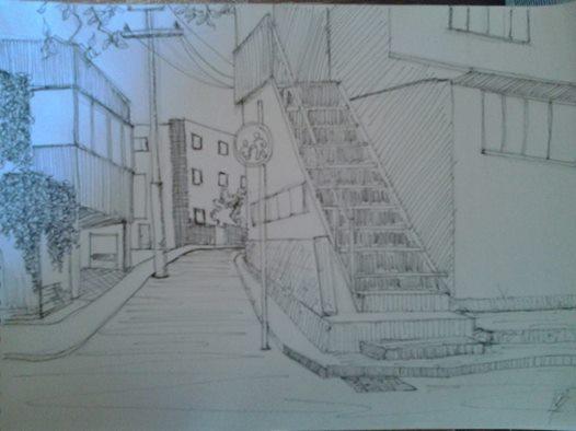 Alley by LeleYume