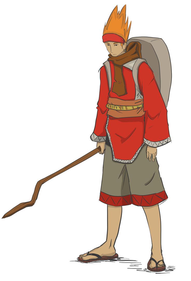 Random Character by LeleYume