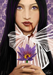 Violet by Jaelle