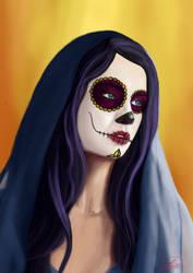 Dia de los muertos by Jaelle
