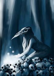 Necromancer - The ritual by Jaelle