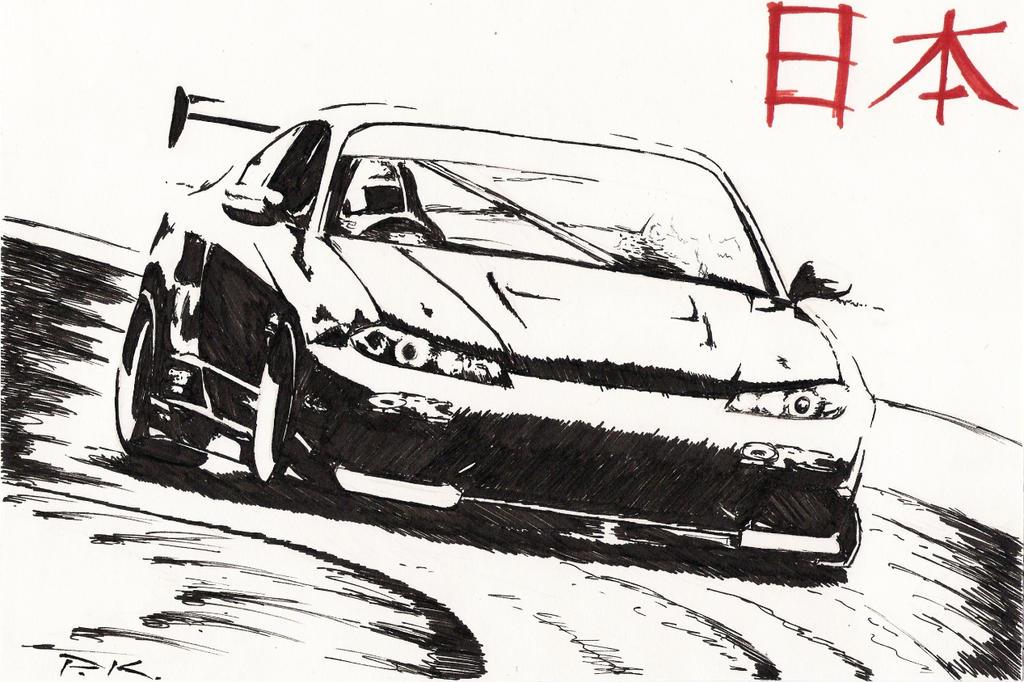 Nissan Silvia S15 By Morthiasik ...