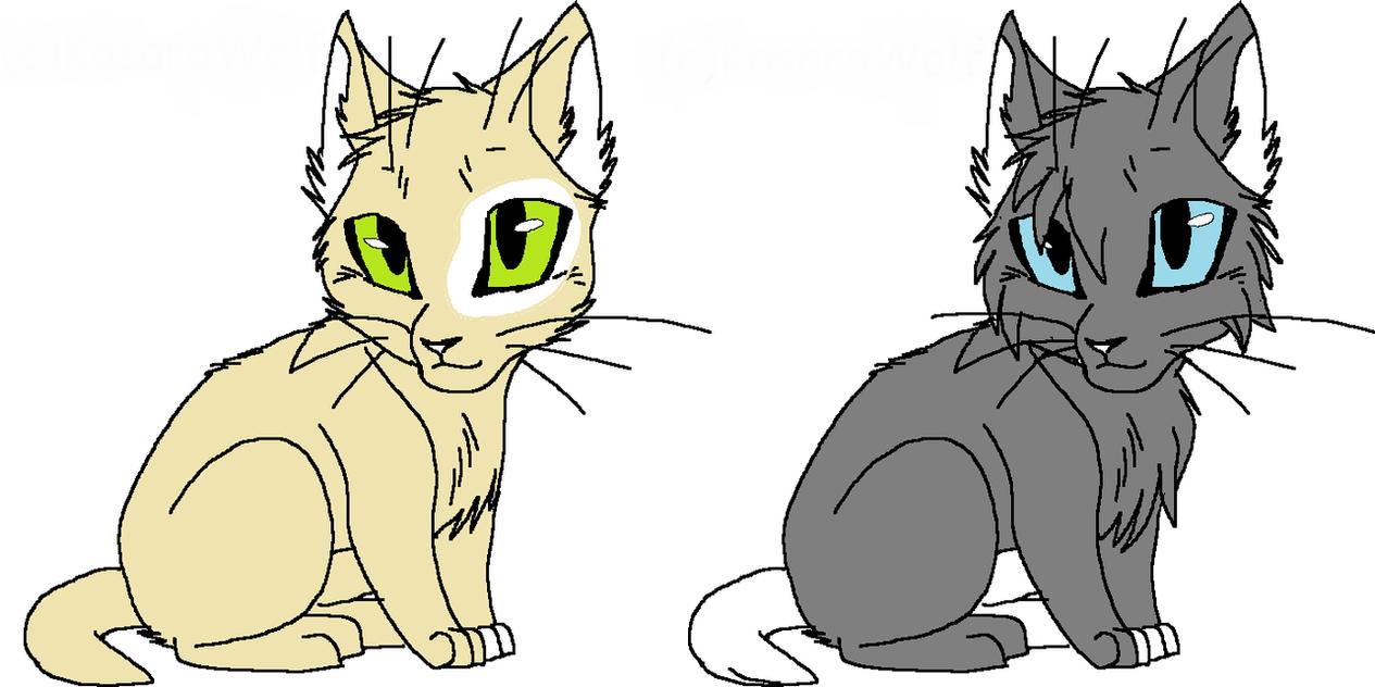 My Warrior Cat Kits By Jwarriorcats On Deviantart