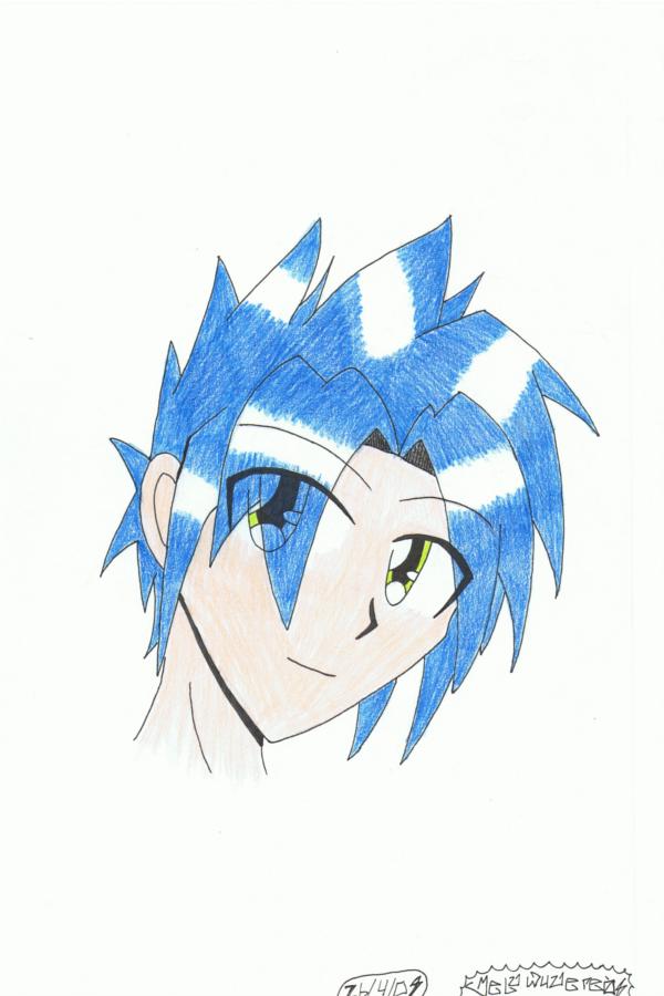 Manga Face by XInsert-Name-HereX