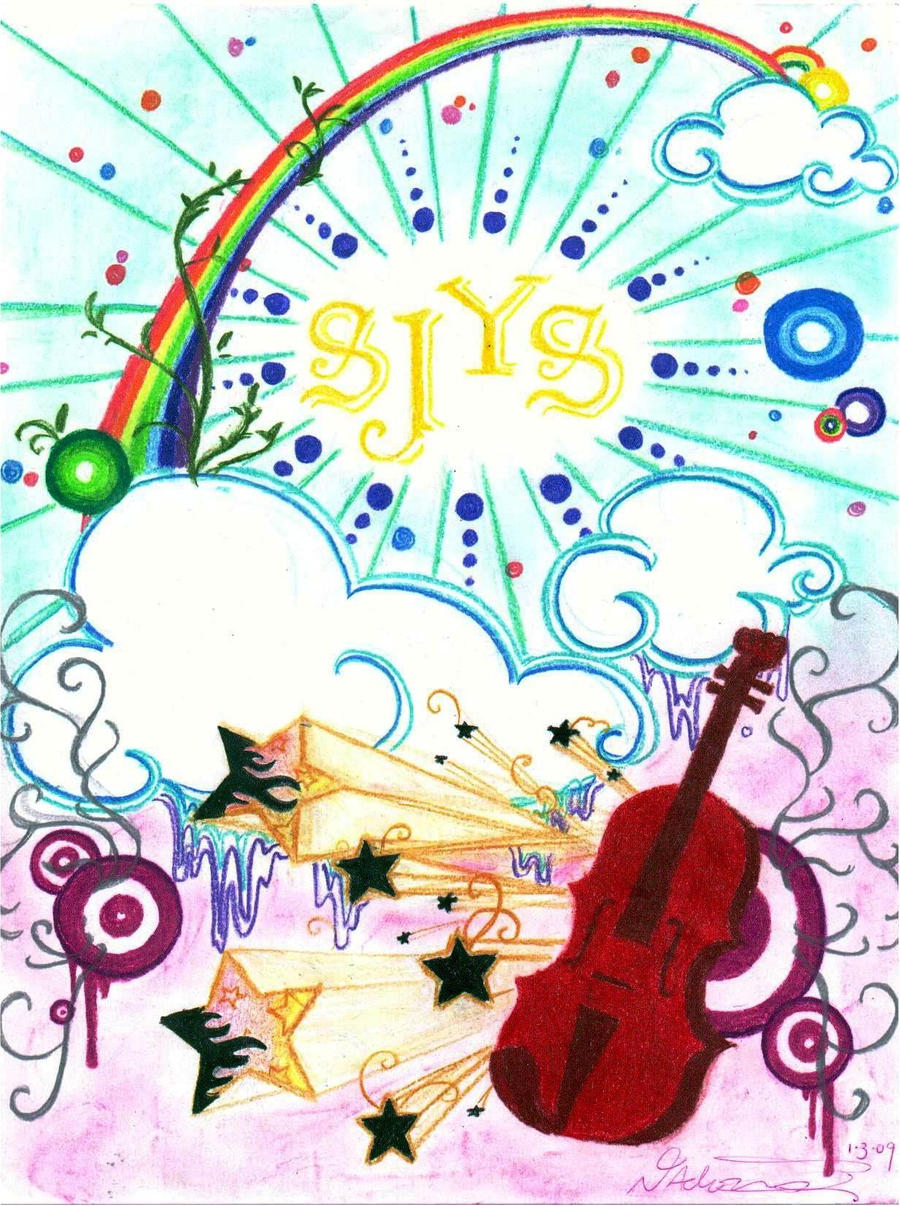 SJYS Binder Cover by thelettergii on DeviantArt