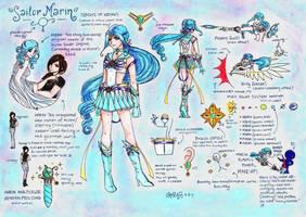 Sailor Marin's Ref Sheet