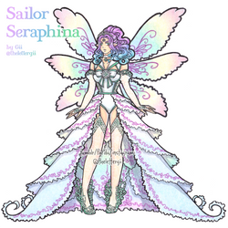 Sailor Seraphina by thelettergii