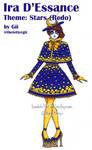 Ira D'Essance: Starry Shironuri (Redo)