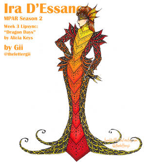 Ira D'Essance: Dragon Days