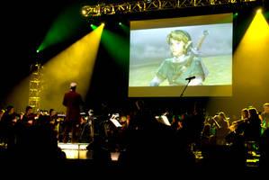 Video Games Live - Zelda by Nailkita