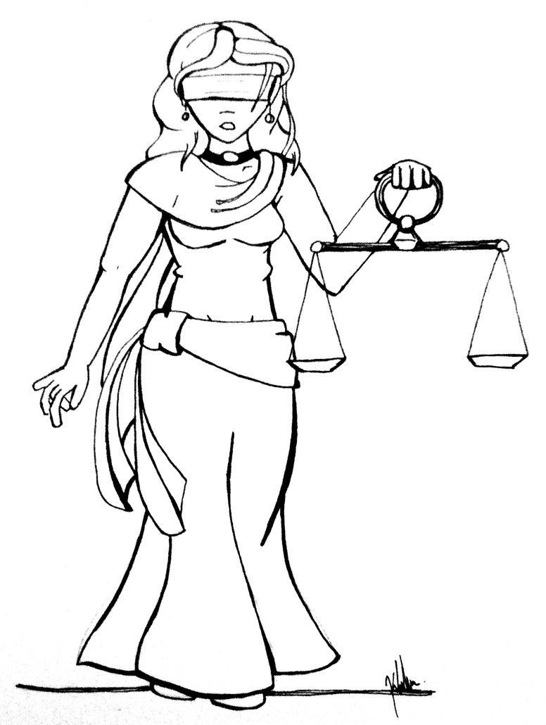Libra - Justice by Nailkita
