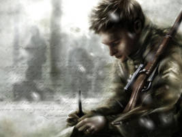 From Bastogne, with love by Nerfect