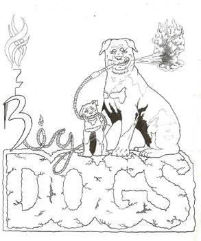 Big Dogs, B+W