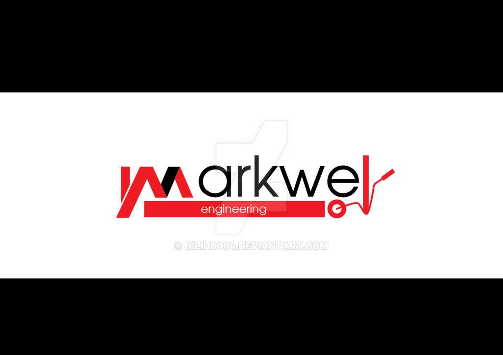 MARKWEL Engineering Logo by nilih0004