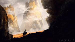 Through the Golden Mountains by So-watt