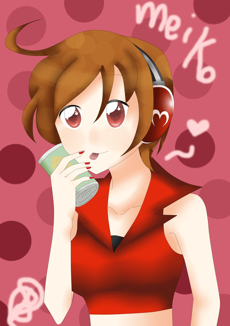 Meiko! by 0-MermaidRibbon-0