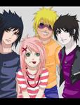 Team 7: Konoha's rock band II