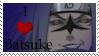 Batsuke Stamp by Sephora-chan