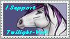 Twilight-Veil Request Stamp by Horsesnhurricanes