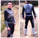Sharkboy cosplay