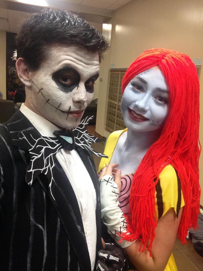 Jack And Sally by whereisthefall