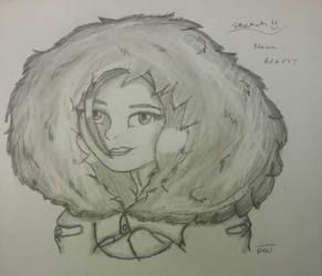 June Sketch #2 by Ravenswood2014
