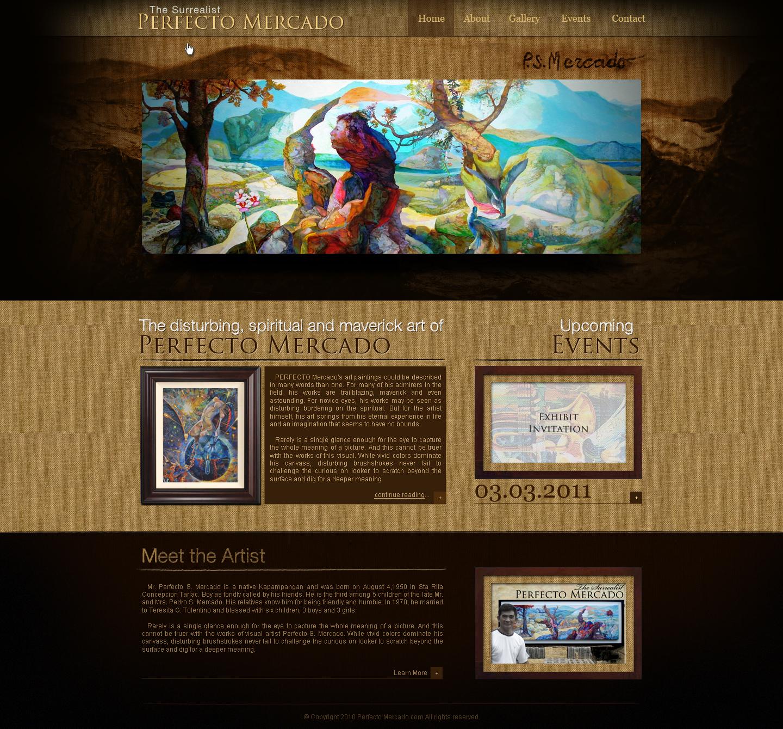 D' Surrealist Perfecto Mercado by bojok-mlsjr