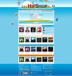 Social Shopping Site Design