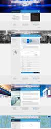 Web Design for a LED Company by bojok-mlsjr