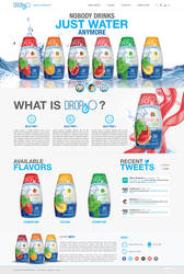 Web Page Design for Water Enhancer by bojok-mlsjr