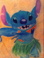 Stitch by DisneySimba0