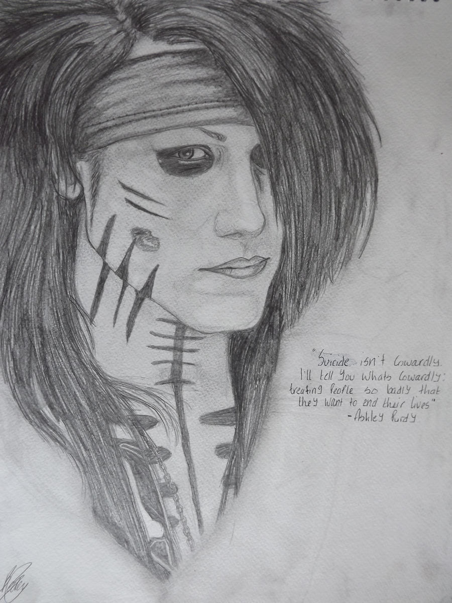 .:Ashley Purdy - BVB:. by murphycory
