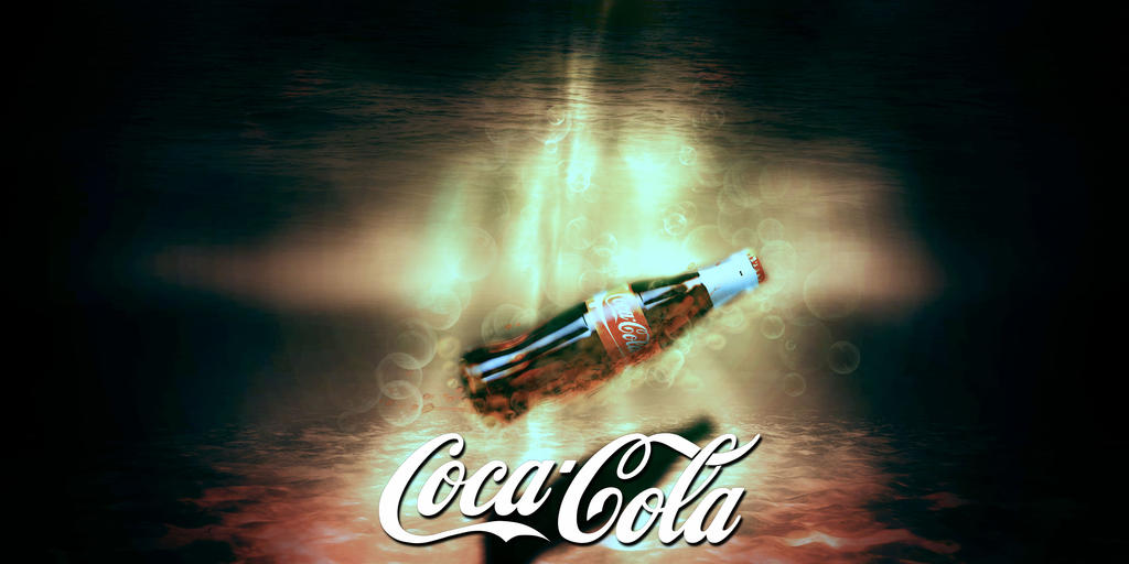 Coca Cola by claudiac97