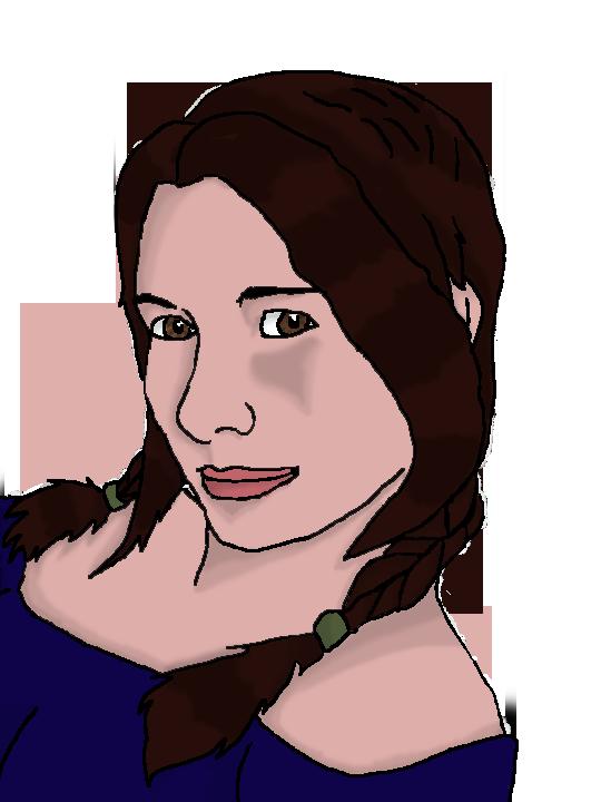 Portrait by RoseaDarkHand