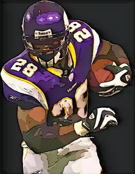 Adrian Peterson: Unstoppable