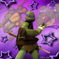 Donatello Generations by MichelleAuroraDaisy