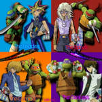 TMNT and YuGiOh