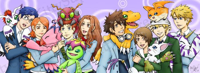 Digimon Returns