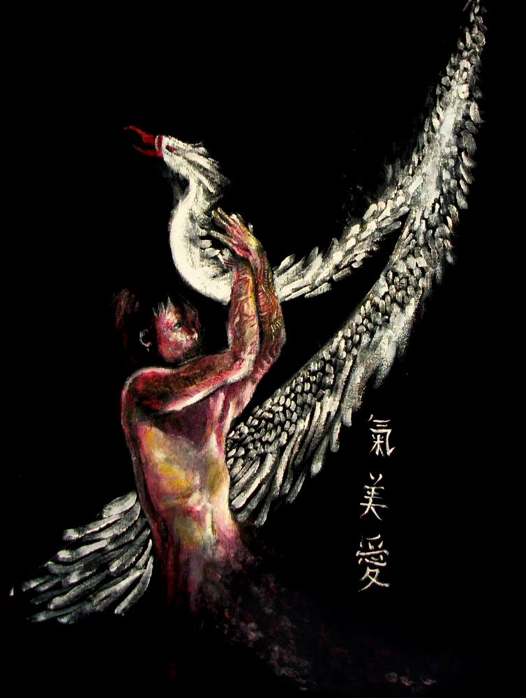 Kyo. by Chartzan