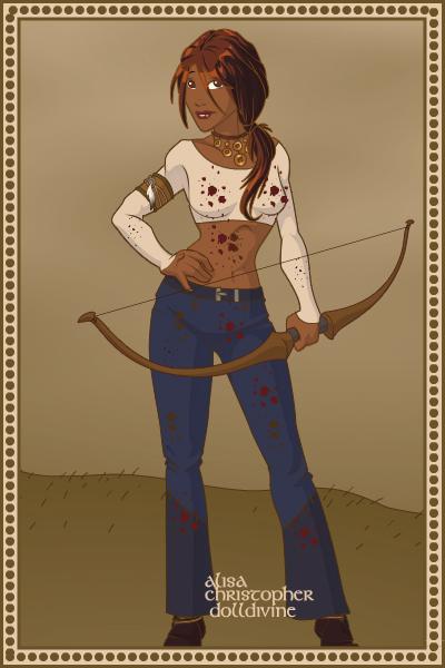 Walking Dead Oc: Lauren by sdale154