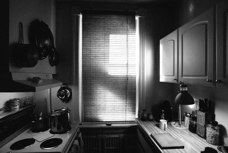 My old kitchen by BenoitAubry