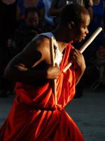The Burundi Drummers III by BenoitAubry